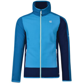 Dare 2b Appertain II Veste Softshell Homme, atlantic blue/petrol blue